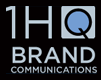 1HQ Brand Communications Logo