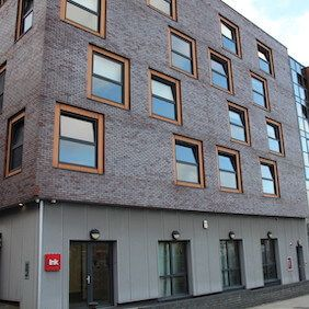 Wates Student Accomodation